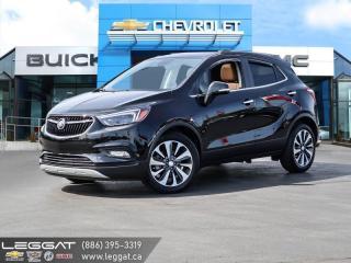 Used 2019 Buick Encore Essence LEATHER | NAVI| SUNROOF | LOW KM! for sale in Burlington, ON
