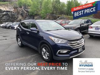 Used 2017 Hyundai Santa Fe Sport 2.4 SE Remote starter included! for sale in Sudbury, ON
