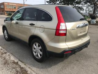 Used 2007 Honda CR-V AWD,ROOF,ALLOYS,SAFETY+3YEARS WARRANTY extra$490 for sale in Toronto, ON