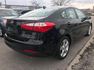 Used 2016 Kia Forte ALLOYS,AUX,USB,B/TO,SAFETY AVAILABLE $490 EXTRA for sale in Toronto, ON