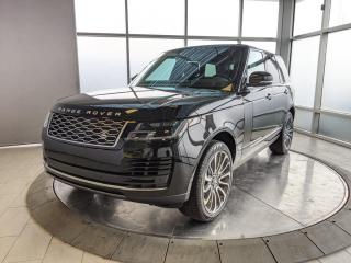 New 2021 Land Rover Range Rover Autobiography for sale in Edmonton, AB