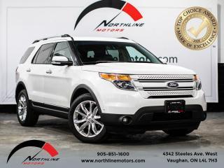 Used 2013 Ford Explorer Limited/7 Passenger/Navigation/Camera/Heated Lthr for sale in Vaughan, ON
