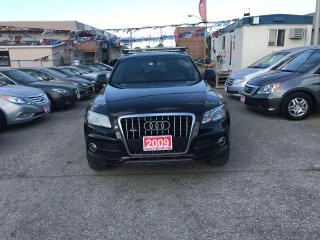 Used 2009 Audi Q5 Quattro 3.2L AWD for sale in Etobicoke, ON