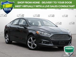 Used 2015 Ford Fusion SE 2.0L | Navigation | Sync !! for sale in Oakville, ON