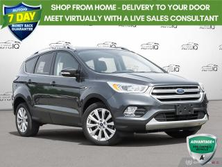 Used 2017 Ford Escape Titanium | Navigation | Leather | 4wd!! for sale in Oakville, ON