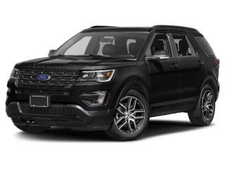 Used 2016 Ford Explorer SPORT for sale in Oakville, ON
