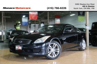 Used 2009 Infiniti G37 G37x AWD - LEATHER|SUNROOF|NAVI|BACKUP|BOSE for sale in North York, ON