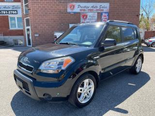 Used 2011 Kia Soul 2u/ONE OWNER/SAFETY INCLUDED for sale in Cambridge, ON