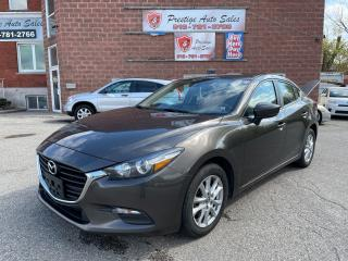Used 2017 Mazda MAZDA3 TOURING/2L/ONE OWNER/NO ACCIDENTS/SAFETY INCLUDED for sale in Cambridge, ON