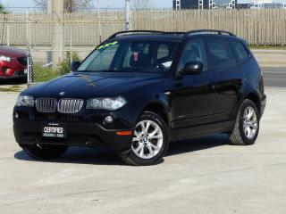 Used 2010 BMW X3 28i,AWD,LOW KMS,LEATHER,FULLY LOADED,CERTIFIED, for sale in Mississauga, ON
