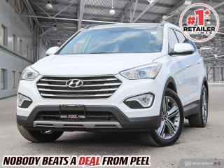 Used 2015 Hyundai Santa Fe XL Limited* ALL NEW BRAKES! Super Clean!!! for sale in Mississauga, ON