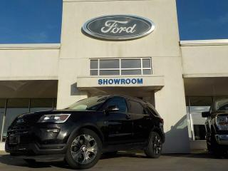 Used 2018 Ford Explorer SPORT for sale in Mount Brydges, ON