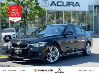 Used 2017 BMW 330i xDrive Sedan for sale in Markham, ON
