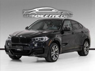 Used 2017 BMW X6 xDrive35i M Performance Pkg, Carbon Kit, Fully Loaded for sale in Concord, ON