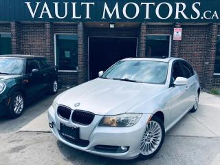 Used 2009 BMW 3 Series 4dr Sdn 323i RWD for sale in Brampton, ON