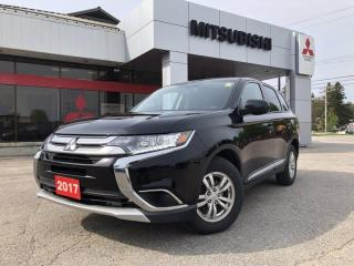 Used 2017 Mitsubishi Outlander ES for sale in North Bay, ON
