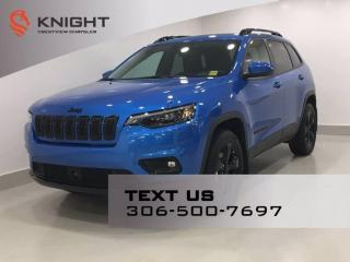 New 2021 Jeep Cherokee Altitude 4x4   Leather   Sunroof   Navigation   for sale in Regina, SK