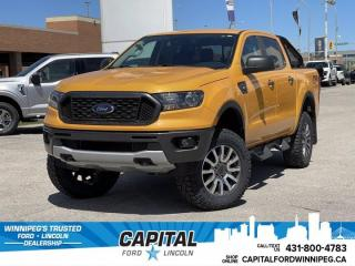 New 2021 Ford Ranger XLT for sale in Winnipeg, MB