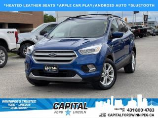 Used 2018 Ford Escape SEL 4WD for sale in Winnipeg, MB
