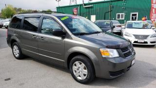 Used 2010 Dodge Grand Caravan SE for sale in Burlington, ON