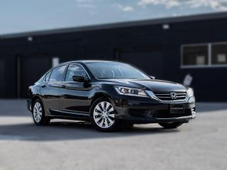 Used 2014 Honda Accord Sedan LX I MANUAL I PRICE TO SELL for sale in Toronto, ON
