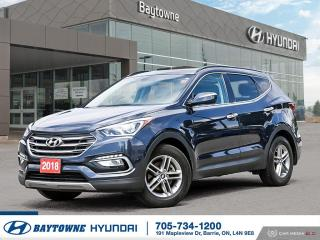 Used 2018 Hyundai Santa Fe Sport FWD 2.4L Premium for sale in Barrie, ON