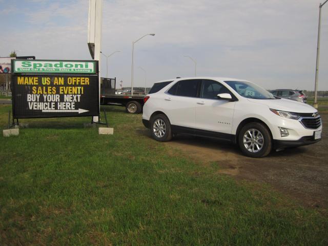 2020 Chevrolet Equinox Make us an offer