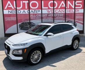 Used 2018 Hyundai KONA LUXURY-ALL CREDIT ACCEPTED for sale in Toronto, ON