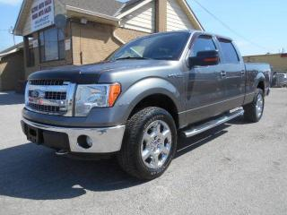 Used 2013 Ford F-150 XLT Crew Cab 4X4  6.5Ft Box XTR 214,000KMs for sale in Rexdale, ON