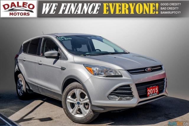 2015 Ford Escape SE / BACK UP CAM / HEATED SEATS / BLUETOOTH Photo1