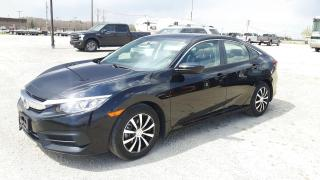 Used 2017 Honda Civic LX for sale in Elie, MB