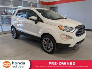 Used 2019 Ford EcoSport Titanium for sale in Red Deer, AB
