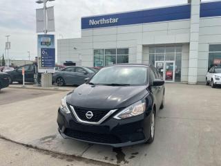 Used 2016 Nissan Sentra SV AUTO/HEATEDSEATS/BACKUPCAM/BLUETOOTH for sale in Edmonton, AB
