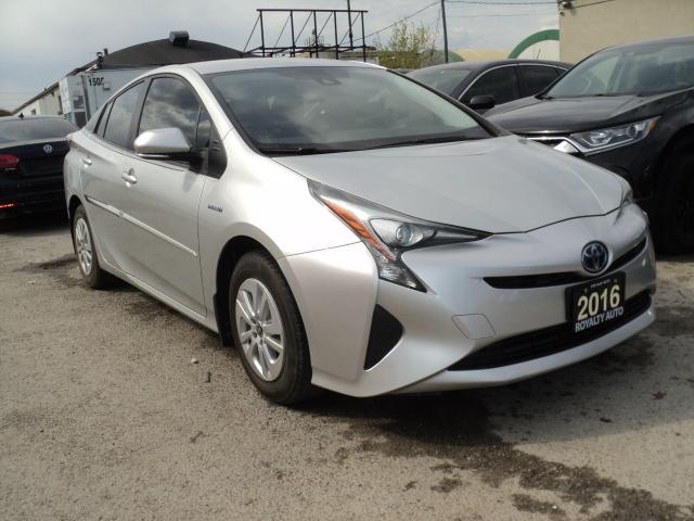 2016 Toyota Prius HHBRID  CAMERA ( NO ACCIDENT)CLEAN CARFAX