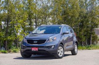 Used 2016 Kia Sportage LX for sale in Etobicoke, ON