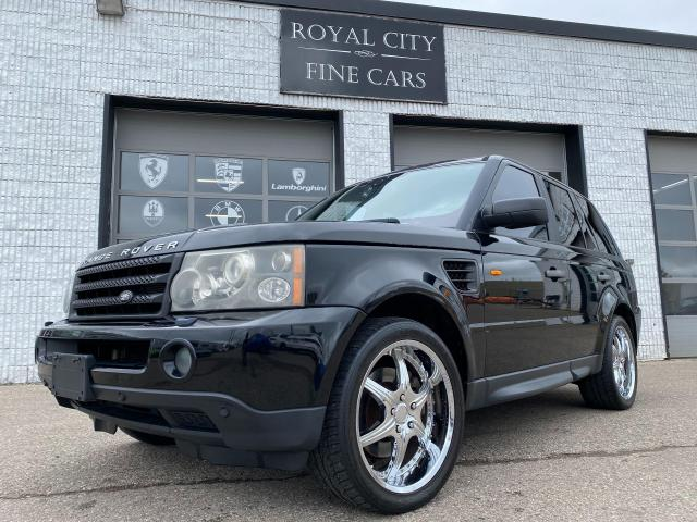 2006 Land Rover Range Rover Sport HSE AS-IS TRADE IN SPECIAL