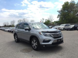 Used 2016 Honda Pilot EX-L for sale in London, ON
