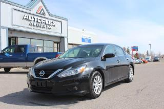 Used 2018 Nissan Altima SV for sale in Calgary, AB