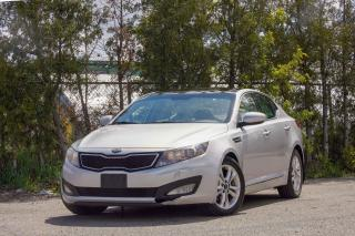Used 2013 Kia Optima EX Turbo for sale in Etobicoke, ON