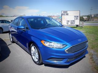 Used 2018 Ford Fusion SE for sale in Saint John, NB