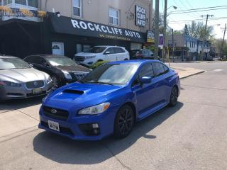 Used 2016 Subaru WRX 4dr Sdn Man for sale in Scarborough, ON