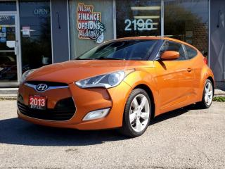 Used 2013 Hyundai Veloster 3dr Cpe Man for sale in Bowmanville, ON