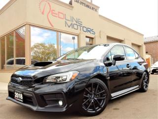 Used 2018 Subaru WRX Sport-tech.6MT.Navigation.Camera.BlindSpot.Leather for sale in Kitchener, ON