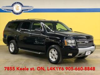 Used 2009 Chevrolet Suburban Leather, Sunroof, Power Tailgate for sale in Vaughan, ON