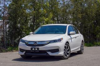Used 2016 Honda Accord LX for sale in Etobicoke, ON