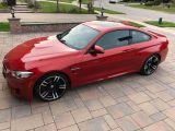 Photo of Orange 2015 BMW M4