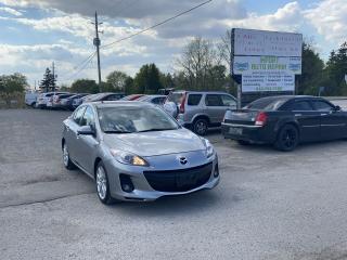 Used 2012 Mazda MAZDA3 for sale in Komoka, ON