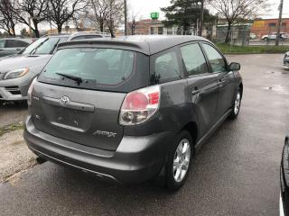 Used 2005 Toyota Matrix XR,AUTO,ALLOYS(SAFETY+3YEARS WARRANTY extra$490 for sale in Toronto, ON