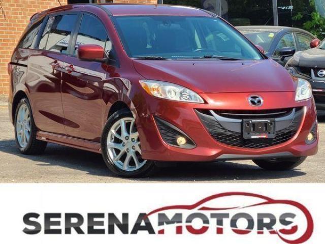2012 Mazda MAZDA5 GT | AUTO | BLUETOOTH | HTD SEATS | NO ACCIDENTS