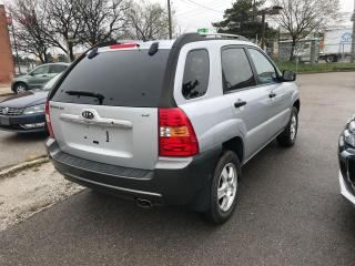 Used 2008 Kia Sportage 4 CYLINDERS,FWD,SAFETY+3 YEARS WARRANTY EXTRA$490 for sale in Toronto, ON